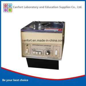 12000rpm High Speed Micro Hematocrit Centrifuge Jsh-120 for Laboratory/Medical/Hospital pictures & photos