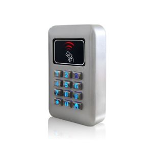 Standalone Proximity RFID Card Reader Access Control Security Systems with IP67 pictures & photos