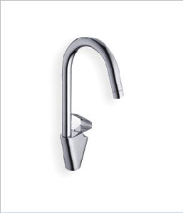 Brass Body Sinlge Lever Shower Faucet Odn-69514-1 pictures & photos