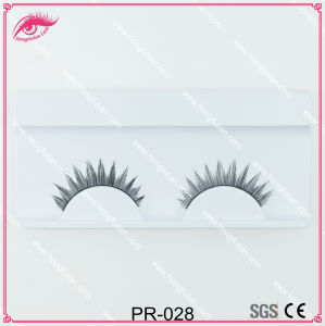 Human Hair Lashes with False Eyelash Packaging Box pictures & photos