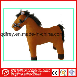 Promotion Gift Product of Plush Toy Horse pictures & photos