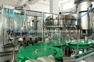 High Technology Cola or Beer Glass Bottle Filling Equipment pictures & photos