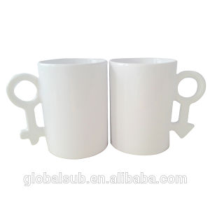 Promotional Couple Mugs for His and Hers Photo Gift Mug Blanks pictures & photos