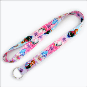 Customized Color Dye Sublimated/Thermal Transfer Logo Custom Lanyard for Government pictures & photos