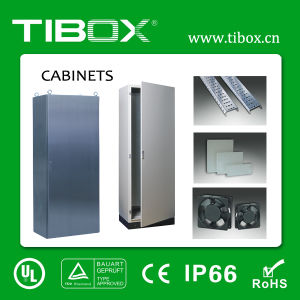Metal Cabinet -New Developed Ar9k Floor Stand Cabinet/Tibox/Metal Box/Plastic Enclosure pictures & photos