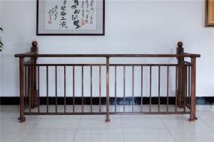 High-Quality Decorative Galvanized Steel Aluminium Alloy Balcony Railing pictures & photos
