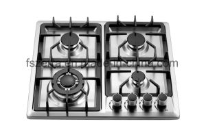 Fashion Design Stainless Steel Gas Stove with High Quality Jzs54205c pictures & photos