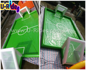 Air sealed Inflatable Volleyball Court with water playing pictures & photos