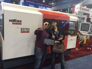 Third Generation 1000W Fiber Laser Cutter Machine for Metal Cutting pictures & photos