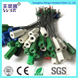 Good Quality Rubber Cable Seal Padlock pictures & photos