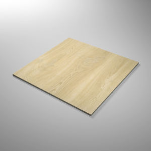 Foshan Factory White Wood Look Ceramic Floor Tile for Hotel pictures & photos