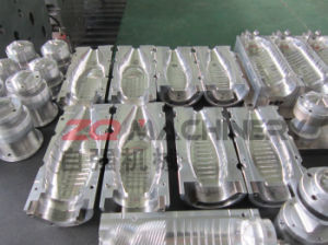 HDPE Pesticide Bottles Extrusion Blow Molding Machine pictures & photos