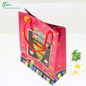 Customized Paper Bag for Gift (KG-PB011) pictures & photos