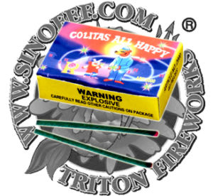 Colitas All Happy Toy Fireworks Lowest Price pictures & photos