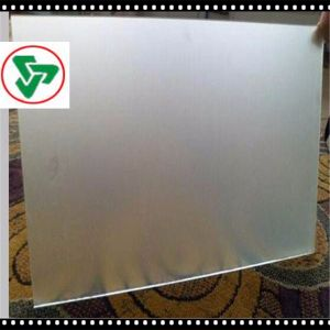 5mm, 6mm, 10mm Clear Acid Etched Tempered Glass pictures & photos