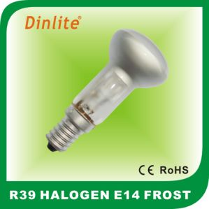 R39 E14 reflector clear halogen bulb pictures & photos