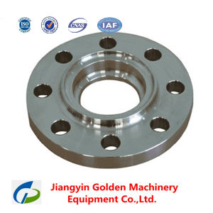 DIN1.4541 Forged Flanges Ring Finish Machined pictures & photos