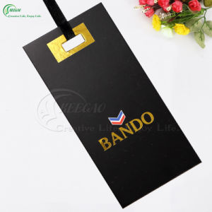 Custom Logo Design Hang Tags for Clothing, Shoes, Sunglasses, Leather Bags (KG-PA036) pictures & photos