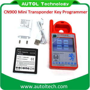 Smart Cn900 Mini Transponder Key Programmer Mini Cn900 Support 46, 4D, G Functions with Fast Shipping pictures & photos