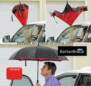 Reverse Parachute Reverse Umbrella New Station Vertical Car Reverse Umbrella pictures & photos