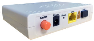 Gpon Ont with 1 Gigabit Port pictures & photos