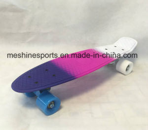 High Quality Rainbow Color Penny Fish Skateboard with Ce Approved pictures & photos