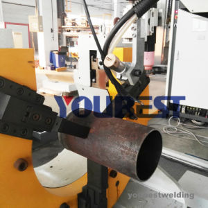 Multifunction Automatic Pipe Welding Station for Production Line pictures & photos