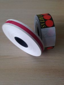 Binding Paper Tape 76mm Diameter for Banking pictures & photos