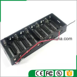 10AA Battery Holder with Red/Black Wire Leads pictures & photos