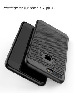 Cool Shield Rugged Plastic Belt Clip mobile Phone Cover for iPhone 7, 7 Plus pictures & photos