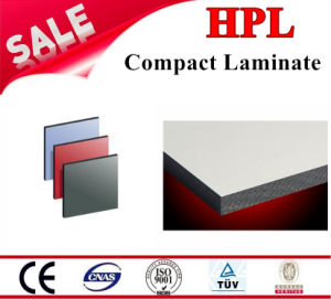 8mm Compact Laminate Price/High Pressure Laminate (HPL) pictures & photos