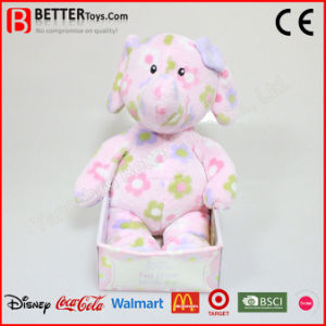 Stuffed Animal Plush Elephant Soft Toy for Baby Kids pictures & photos
