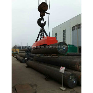 Electro Lifting Magnet for Lifting Long Round Steel pictures & photos