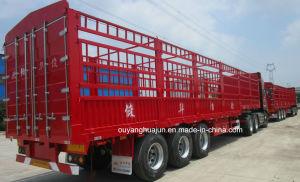 12.5 Meters Van Type Semitrailer pictures & photos