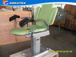 Multifunction Electric Gynecological Exam Chair & Gynecology Equipment pictures & photos