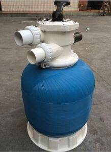 FL Swimming Pool Top Mount Sand Filters pictures & photos