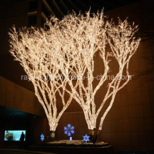 Outdoor Artificial Decoration Christmas LED Tree Lights pictures & photos