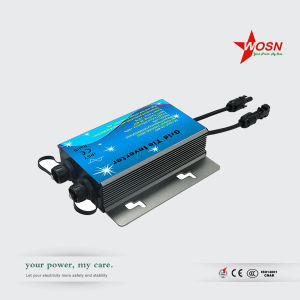IP65 Wmvc 300W 22-45V to 220V Grid Tie Solar Microinverter pictures & photos
