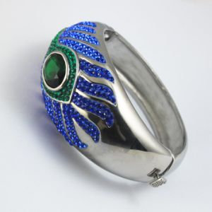 Hot 316 Stainless Steel Fashion Jewelry Bracelet, Imitation Copy Women Bangle Jewelry pictures & photos