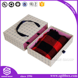 Soft Paper Special Design Packaging Electronic Product Drawer Box pictures & photos