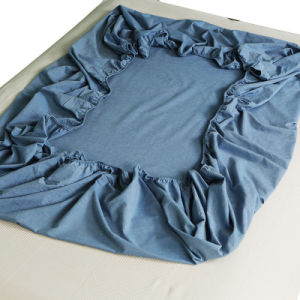 Environmental Cotton Blue Comforter Set for Coastal pictures & photos