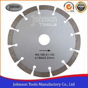 China Diamond Saw Blade 150mm Granite Cutting Saw Blade pictures & photos