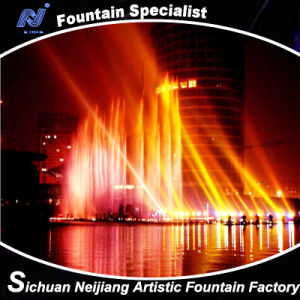 Square Music Fountain, Water Fountain Manufacturer pictures & photos