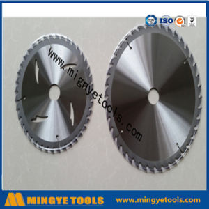 Woodworking Tct Tungsten Carbide Tip Circular Saw Blade pictures & photos