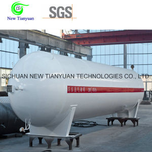 52.6m3 Capacity Cryogenic Tank for Liquid Transportation pictures & photos