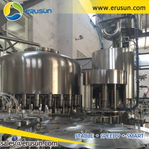 500ml 1L Pet Round Bottle Pure Water Bottling Machine pictures & photos
