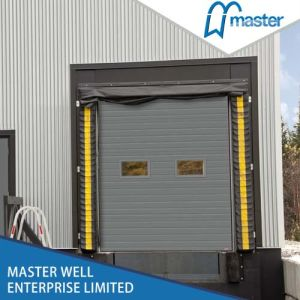 New Product Sectional Overhead Insulated Door Made in China pictures & photos