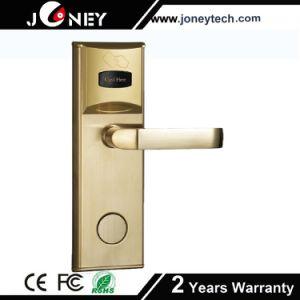 Low Price Smart Card Hotel Security Door Locks pictures & photos