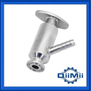 Ss304 Sanitary Sampling Valve 3A Weld Clamp End pictures & photos