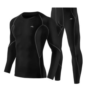 Sports Suit Fitness Tops and Pants Clothes for Mens pictures & photos